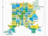Colorado Microbreweries Map Denver Neighborhood Map L Find Your Way Around Denver L Neighborhood