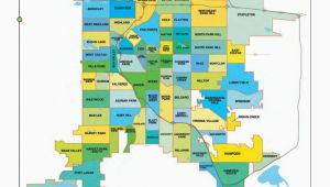 Colorado Neighborhood Map Denver Neighborhood Map L Find Your Way Around Denver L Neighborhood