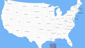 Colorado On Map Of Usa Map Of United States and Canada Valid Map Us States Iliketolearn