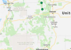 Colorado Passes Map Colorado Current Fires Google My Maps