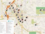 Colorado Points Of Interest Map Denver Printable tourist Map Free tourist Maps A Denver