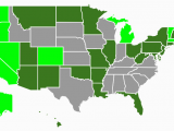 Colorado Recreational Dispensary Map State Marijuana Laws In 2018 Map