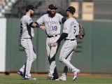 Colorado Rockies Seat Map Rockies End Of Season Outfield Analysis Likely 2019 Starters