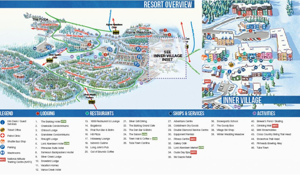 Colorado Ski Resorts Map From Denver Colorado Ski areas Map Luxury on