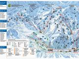 Colorado Ski Resorts Map From Denver Colorado Ski areas Map Maps Directions