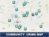 Colorado Springs Crime Map Community Crime Map Fuquay Varina Nc
