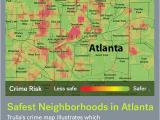 Colorado Springs Crime Map the Safest Neighborhoods In atlanta