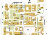 Colorado State University Map Main Campus Map San Jose State University