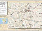Colorado tourism Map Colorado Mountains Map Fresh Colorado County Map with Roads Fresh