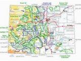 Colorado Unit Map 111 Best Gear Maps Wl Images In 2019 aspen Colorado Colorado