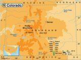 Colorado Unit Map Rocky Mountain Elevation Map 29 Cool Colorado Springs Elevation Map