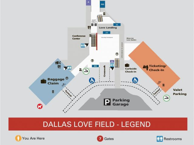 Columbus Ohio Airport Map Dallas Love Field Airport Map – secretmuseum
