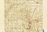 Columbus Ohio area Map Ohio Historical topographic Maps Perry Castaa Eda Map Collection