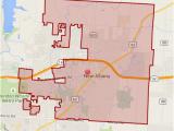 Columbus Ohio City Limits Map Enrollment Map District Boundaries