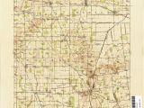 Columbus Ohio City Map Ohio Historical topographic Maps Perry Castaa Eda Map Collection