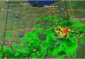 photo relating to Weather Underground Printable titled Columbus Ohio Temperature Map Columbus Oh predict Temperature
