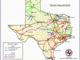 Columbus Texas Map Map Of Railroads In Texas Business Ideas 2013