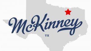 Comfort Texas Map Map Of Mckinney Texas Tx Mckinney Texas Mckinney Texas Texas