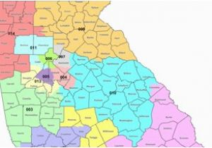 Map Of Georgia District 6.Congressional District Map Georgia Map Georgia S Congressional