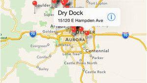 Conifer Colorado Map Colorado Beer tour On the App Store