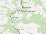 Cortina Italy Map Dolomitenbahn Wikipedia
