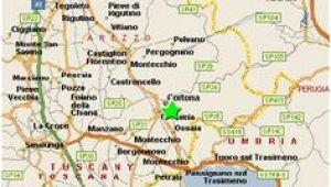 Cortona Italy Map Unique Cortona Italy Map Bressiemusic