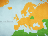 Council Of Europe Map Maps Of Europe European Culture and Politics