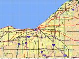 County Map Of Ohio with Roads Ohio Road Maps Cleveland Zip Code Map Lovely Ohio Zip Codes Map Maps