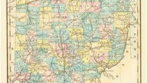 Covington Ohio Map 18 Best Ohio Images Antique Maps Old Maps Antique