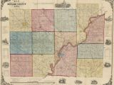 Crawford County Ohio Map Map Landowners Ohio Library Of Congress