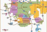Crime Map Texas Colorado Springs Neighborhood Crime Map Relocation Map for Denver