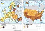 Crime Rate Map Columbus Ohio Homicide Rate In Europe Vs Usa 1378×935 Dataisbeautiful