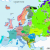 Crimea Map Europe Ethnolinguistic Groups In Europe 2017 Maps Wall Maps