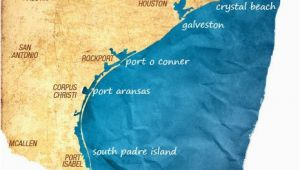 Crystal Beach Texas Map Map Of Texas Gulf Coast Beaches Business Ideas 2013