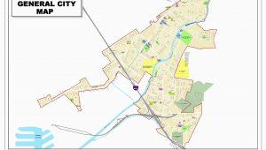 Culver City California Map Map Of Santa Ana California area Detailed Culver City Map Boundaries