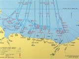 D Day Beaches normandy France Map D Day Beaches Map the Names Of the normandy Landings