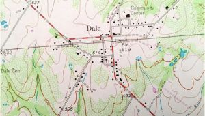 Dale Texas Map Best Of Texas topographic Map Bressiemusic