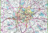 Dallas oregon Map Dallas area Road Map