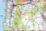 Dallas oregon Map oregon Road Map