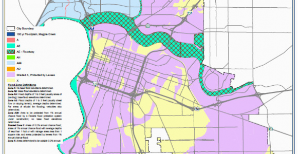 Dam Inundation Maps California Flood Maps City Of Sacramento