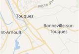 Deauville France Map Deauville Reisefuhrer Auf Wikivoyage