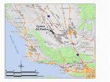 Delano California Map Cymric Oil Field Revolvy