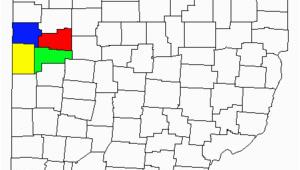 Delphos Ohio Map Delphos Ohio Wikivisually