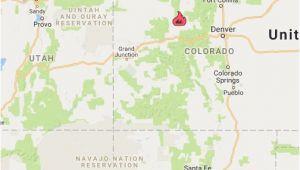 Denver Colorado Google Maps Google Maps Salt Lake City Elegant Colorado Current Fires Google My