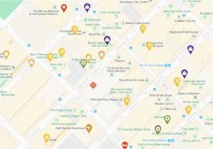 Denver Colorado Map Google Denver Maps Visit Denver Secretmuseum