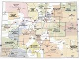 Denver Colorado On A Map United States Map Showing Colorado Valid United States Map Denver