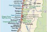 Depoe Bay oregon Map Map or oregon Coast Washington and oregon Coast Map Travel Places