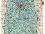 Detailed Map Of Alabama Al Physical Lg Detail Map Of Geographic Map Of Alabama Kolovrat org