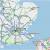 Detailed Map Of Essex England Essex Map Detailed Maps for the City Of Essex Viamichelin