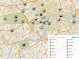 Detailed Map Of Paris France What to See In London Lines In 2019 London attractions
